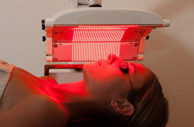Terapia de Luz Roja