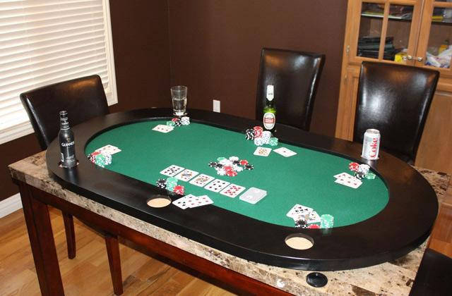 Mesas de póquer
