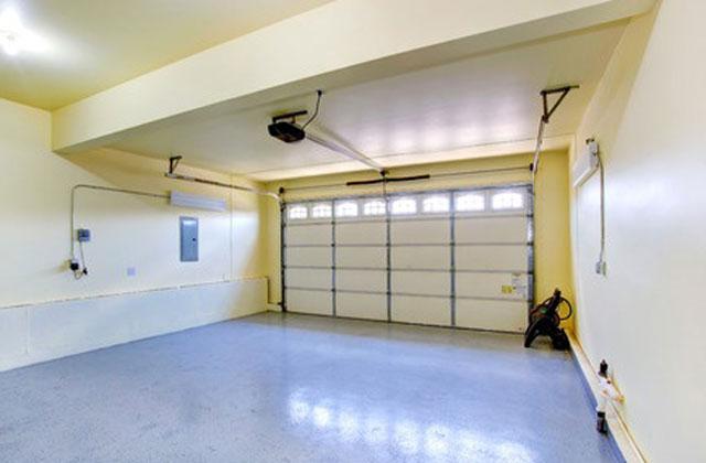 puerta del garaje