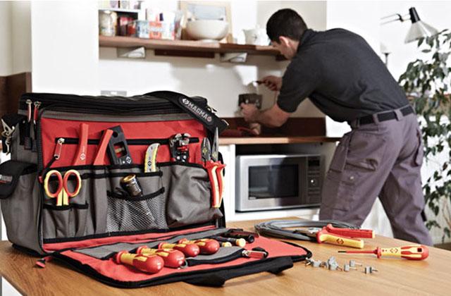 Bolsas de herramientas