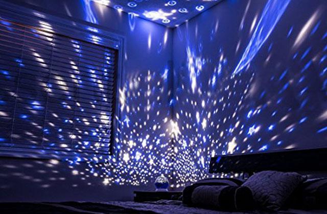 proyector estrellas