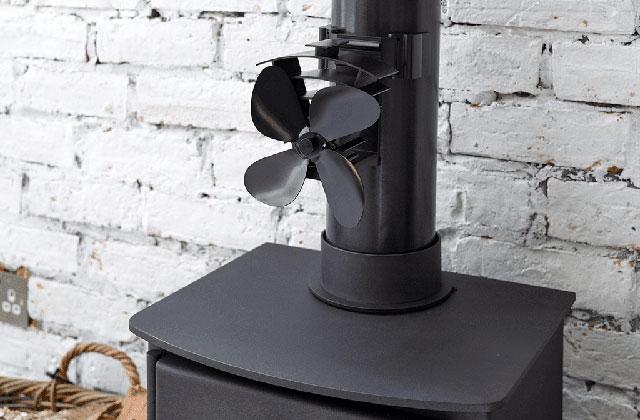 ventilador estufa
