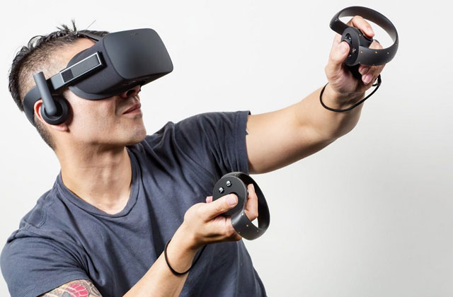 casco realidad virtual