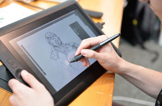 tablet dibujo