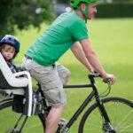 Los mejores asientos para niños en bicicleta