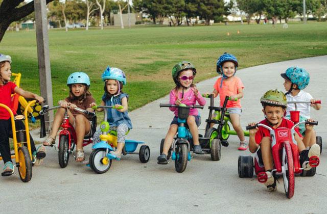 Los mejores triciclos