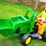 El mejor tractor eléctrico